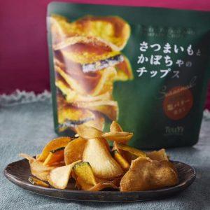 th sweetpotato chips 190930 300x300 - タリーズ【さつまいもとかぼちゃのチップス】カロリーや感想を正直に述べる