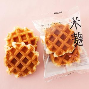 th waffle cookie 190214 300x300 - タリーズ【ワッフルクッキー米麹仕立て】カロリーや感想を正直に述べる