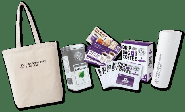 Coffee bean tea leaf lucky bag 2020 3 - コーヒービーン&ティーリーフ福袋2020はタンブラー、コーヒー豆、ドリンクチケットなど豪華内容