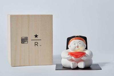 th 20191205 2 - 【スタバロースタリー東京】人形6種登場|島田耕園人形工房とコラボ