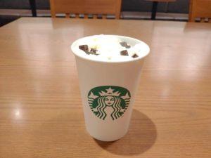 th White chocolate with latte 2stb 300x225 - スタババレンタイン2020チョコフラペチーノ&ラテのカスタマイズ・カロリー