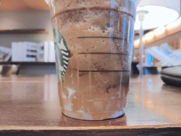 th chocolate milk tea frappuccino 2 600x450 - チョコレートミルクティーフラペチーノの絶品カスタマイズ・カロリー