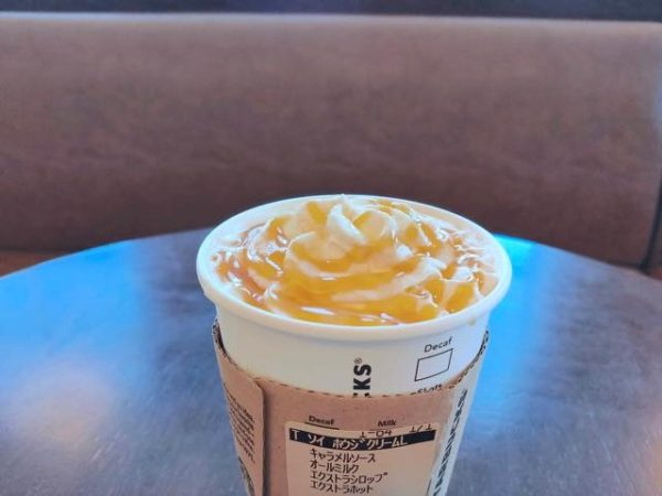 th hojicha cream frappuccino latte 110 600x450 - 【ほうじ茶クリームフラペチーノ&ラテ】絶品カスタマイズとカロリー