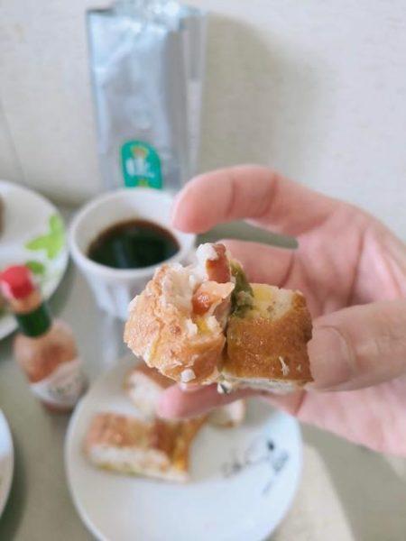チキンチーズ&クリームソース 石窯フィローネ