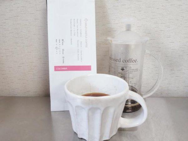 th Gold Castle Coffee Colombian Pink Bourbon 1 600x450 - 【箕面】ゴールドキャッスルコーヒーの豆を購入した正直な感想