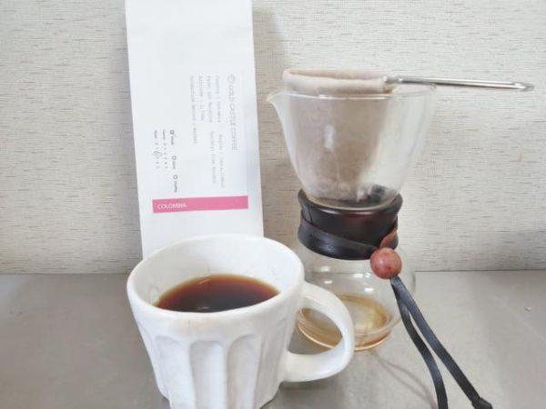 th Gold Castle Coffee Colombian Pink Bourbon 2 600x450 - 【箕面】ゴールドキャッスルコーヒーの豆を購入した正直な感想