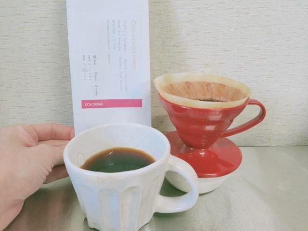 th Gold Castle Coffee Colombian Pink Bourbon 8 600x450 - 【箕面】ゴールドキャッスルコーヒーの豆を購入した正直な感想