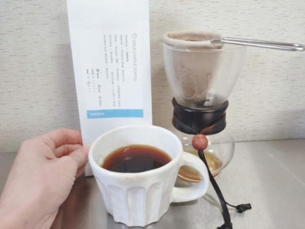 th Gold Castle Coffee Rwanda Kinaj 11 600x450 - 【箕面】ゴールドキャッスルコーヒーの豆を購入した正直な感想