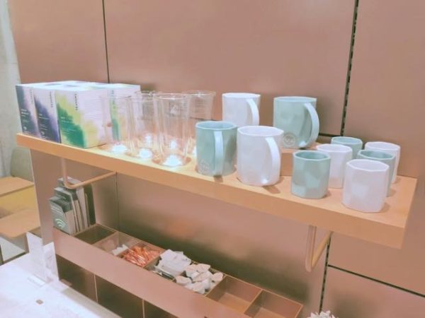 スターバックスコーヒー メトロハット ハリウッドプラザ店限定マグカップ