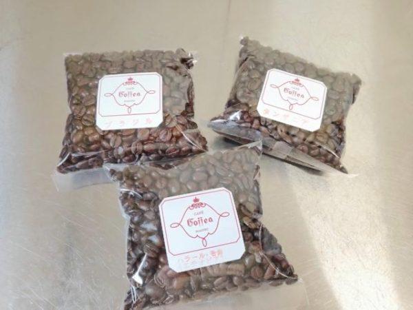 コフィアのコーヒー豆 ハラールモカ