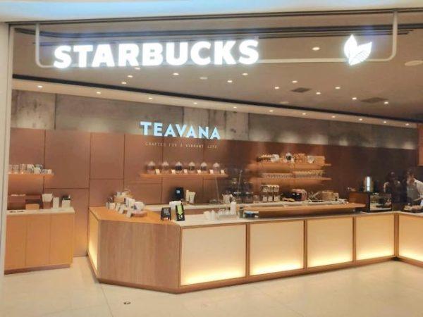 スターバックスコーヒー メトロハット ハリウッドプラザ店
