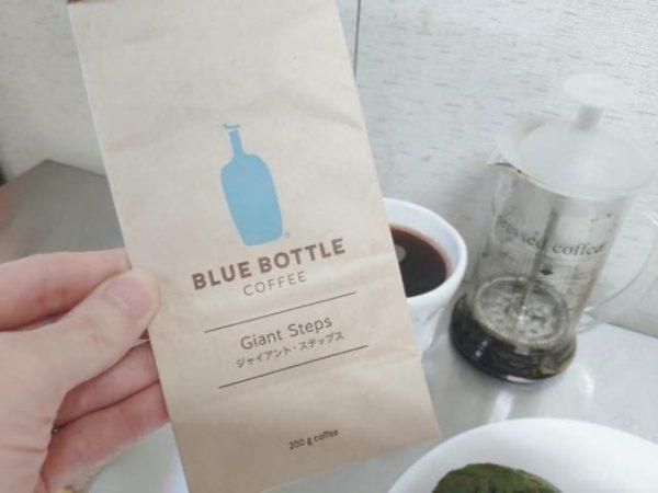ブルーボトルコーヒー ジャイアントステップス