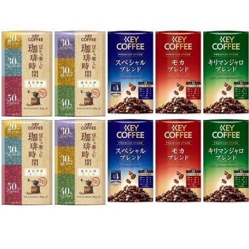 Key coffee lucky bag 2021 1 - キーコーヒー福袋2021がお得すぎ。1杯12円の激安コーヒー福袋