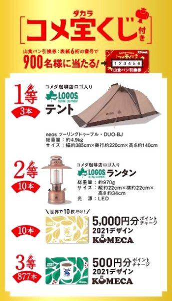 Komeda Coffee Lucky Bag 20212 344x600 - コメダ珈琲の福袋2021予約期間や方法・販売期間・中身を公開