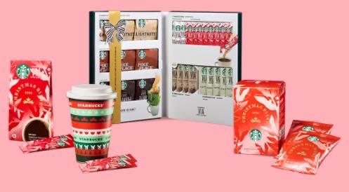 Starbucks Holiday 2020 Canvas Pouch - スタバのホリデー2020キャンバスポーチが11月30日から貰える