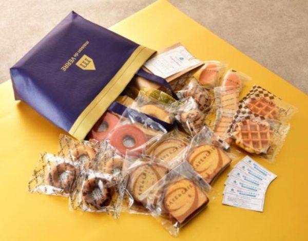 th Cafe de Clie Lucky Bag 2021 1 600x469 - カフェドクリエ福袋2021中身公開!事前予約限定でドリンクチケット貰える