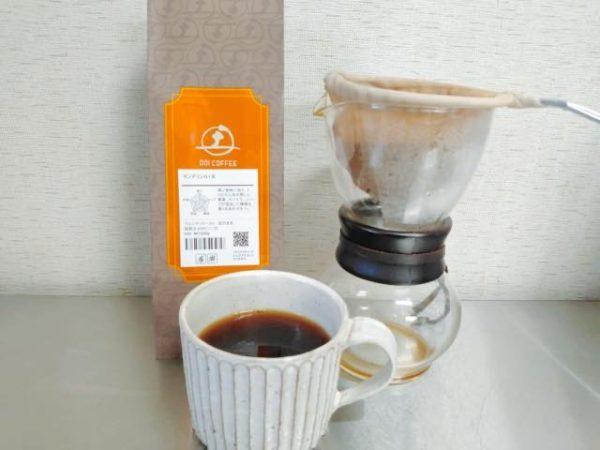 th Doi Coffee Mandelin G1 6 600x450 - 土居珈琲のコーヒー豆「マンデリンG1」を飲んだ感想を正直に述べる