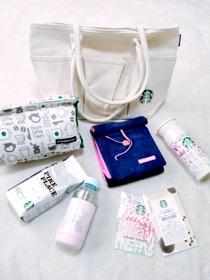th Starbucks lucky bag 2021 contents 1 - スタバ福袋2021中身ネタバレ公開|予約や抽選方法・倍率や確率は?