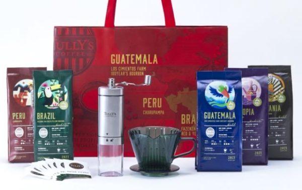 th Tullys lucky bag 2021 3 600x379 - コーヒー福袋2021まとめ|スタバ・タリーズ・コメダ・カルディ等の情報を掲載