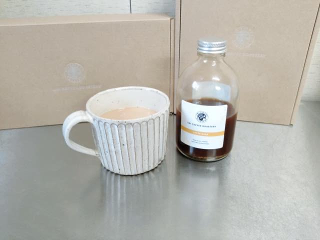 th beauty 20201023091947 - ユニコーヒー横浜のクラフトコーヒーとラテベースの感想を正直に述べる