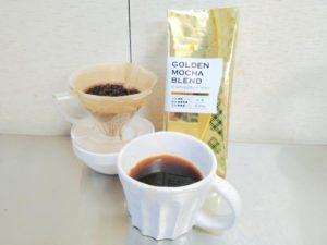 ドトールのコーヒー豆ゴールデンモカブレンドを飲んだ感想を正直に述べる
