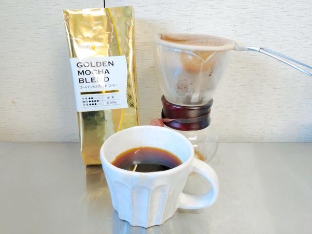 th beauty 20201105092121 - ドトールのコーヒー豆ゴールデンモカブレンドを飲んだ感想を正直に述べる