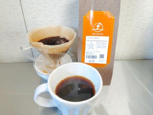 th doi coffee bali arabica sinzan 4 600x450 - 土居珈琲のコーヒー豆「バリアラビカ神山」を飲んだ感想を正直に述べる