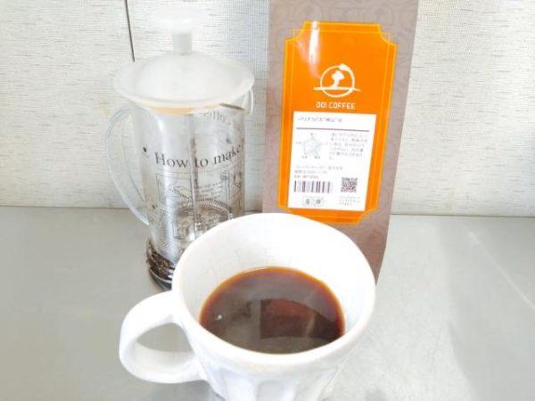 th doi coffee bali arabica sinzan 5 600x450 - 土居珈琲のコーヒー豆「バリアラビカ神山」を飲んだ感想を正直に述べる