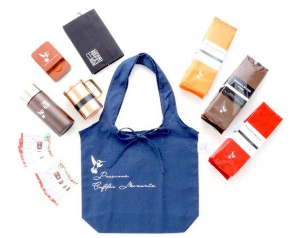 th th Ueshima Coffee Store Lucky Bag 2021 4 600x491 - コーヒー福袋2021まとめ|スタバ・タリーズ・コメダ・カルディ等の情報を掲載