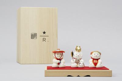 20201207 3 - スタバと島田耕園人形工房との新作コラボグッズ12月14日登場!