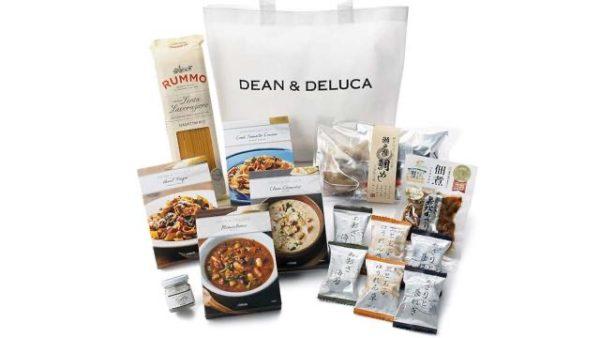 th Dean DeLuca lucky bag 2021 2 600x338 - ディーンアンドデルーカ福袋2021の予約方法や店舗で購入する方法