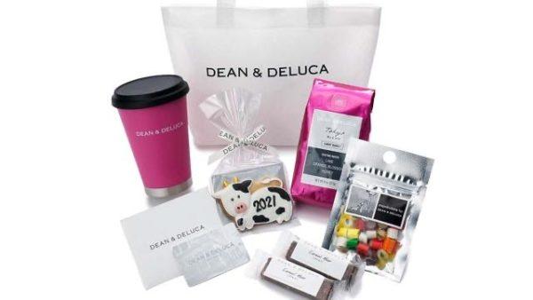 th Dean DeLuca lucky bag 2021 4 600x338 - コーヒー福袋2021まとめ|スタバ・タリーズ・コメダ・カルディ等の情報を掲載