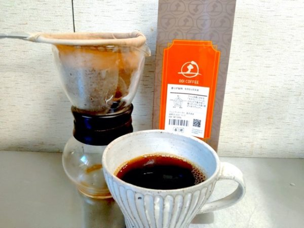 th Doi Coffee Mocha Mix 6 600x450 - 土居珈琲のコーヒー豆「モカミックス」を飲んだ感想を正直に述べる