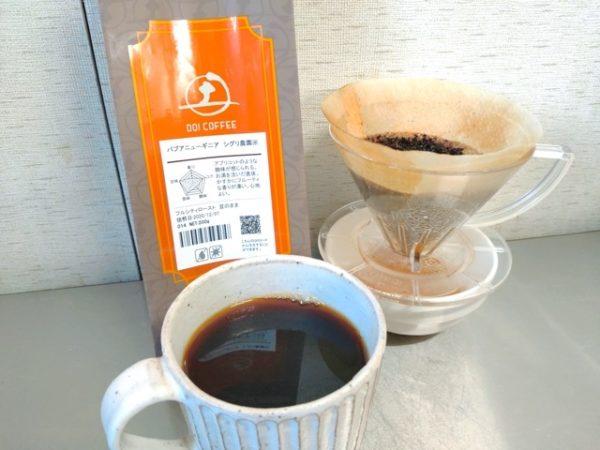 th Doi Coffee Papua New Guinea Sigre Plantation 6 600x450 - 土居珈琲のコーヒー豆「パプアニューギニア シグリ農園」正直な感想