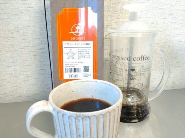 th Doi Coffee Papua New Guinea Sigre Plantation 7 600x450 - 土居珈琲のコーヒー豆「パプアニューギニア シグリ農園」正直な感想