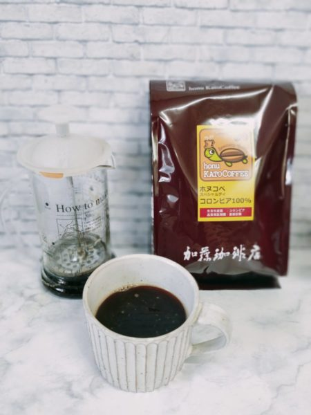 IMG20210128084920 450x600 - 加藤珈琲店のおすすめコーヒー豆を5種類の中から紹介|一番美味しいコーヒー豆は?