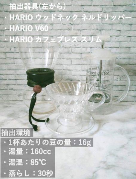 th Paper drip flannel drip french press photo3 455x600 - コーヒー豆通販レビュー|豆ポレポレ「がじゅまるブレンド」
