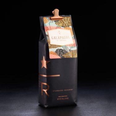 スタバのコーヒー ガラパゴス ラ トルトゥーガの写真