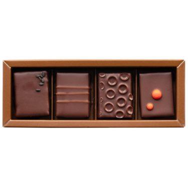 ボンボンショコラ 4個入りBOX