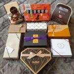 ギフト用の人気ブランド高級チョコレートの一覧写真