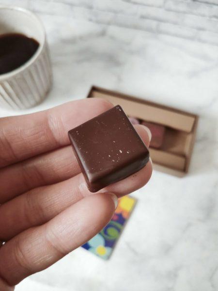 ジャンポールエヴァンのチョコレートの写真