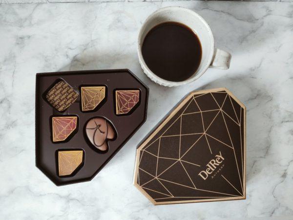 デルレイのチョコレートの写真