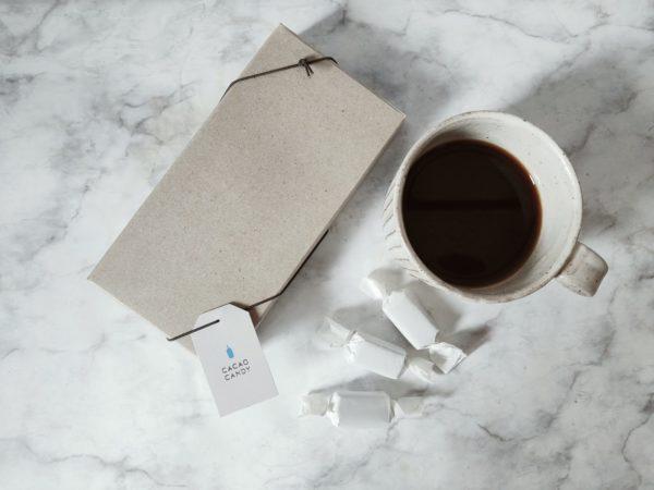 ブルーボトルコーヒーのカカオキャンディーの写真