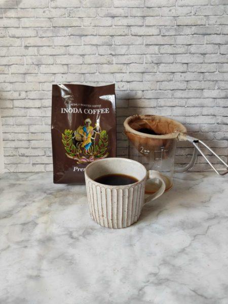 IMG20210303075934 450x600 - コーヒー豆の通販レビュー|イノダコーヒ プレミアム