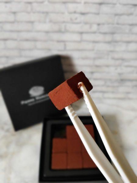 ブリュッセルトレジャーの生チョコレート