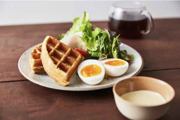 ブルーボトルコーヒー渋谷カフェのフードメニュー