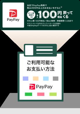 img pop 01 - スタバでPayPay支払いすると100円相当もらえる|3/28まで