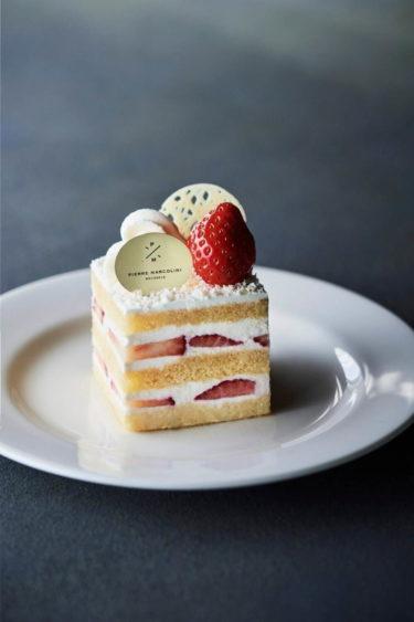 マルコリーニ ショートケーキ ショコラブラン
