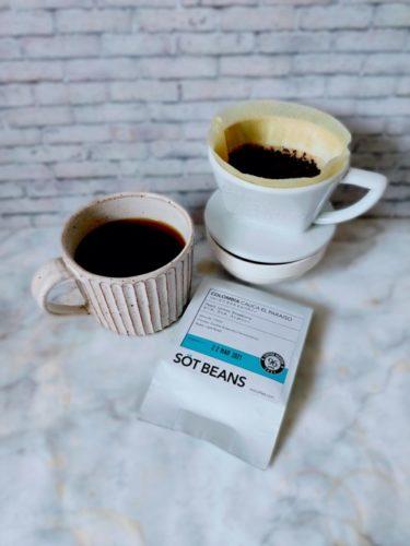 th IMG20210328095415 375x500 - SOT COFFEE台湾ゲイシャなどコーヒーギフトボックスの感想