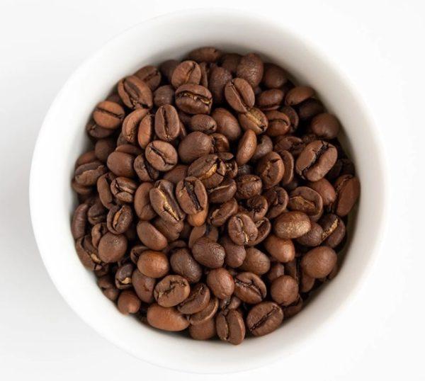 ライトロースト焙煎のコーヒー豆